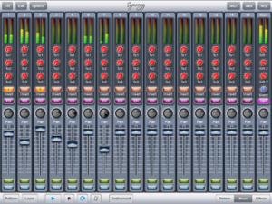 Synergy Studio Mixer