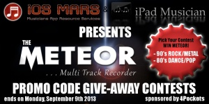 iOS Mars Competition