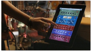 Apple Love iPad TV Commercial Featuring StompBox