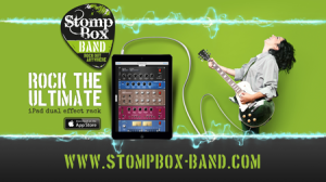 StompBox Band 2 Effect Racks 1 iPad
