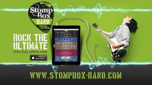 StompBox Band 2 Effect Racks 1 iPad